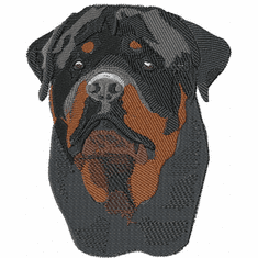 rott025 Rottweiler (small or large design)