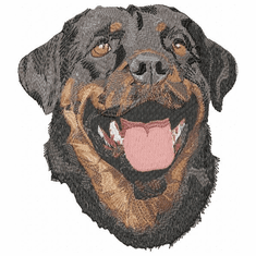 rott029 Rottweiler (small or large design)