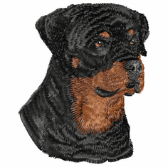 rott038 Rottweiler (small or large design)
