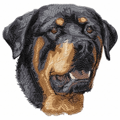 rott047 Rottweiler (small or large design)