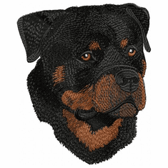 rott048 Rottweiler (small or large design)