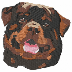 rott050 Rottweiler (small or large design)