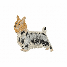 silky005 Silky Terrier (small or large design)