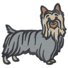 silky007 Silky Terrier (small or large design)