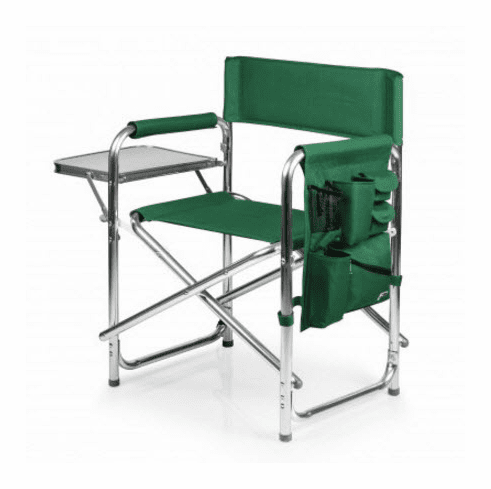 Sports Chairembroidered Back Rest