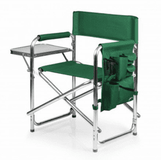 Sports Chair/Embroidered Back Rest