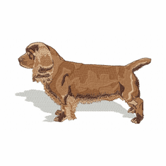 sussex001 Sussex  Spaniel (small or large design)