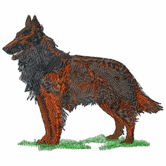 terv005 Belgian Tervuren (small or large design)