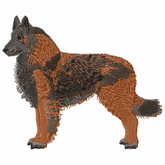 terv008 Belgian Tervuren (small or large design)