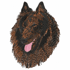terv010 Belgian Tervuren (small or large design)