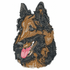 terv012 Belgian Tervuren (small or large design)