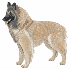 terv016 Belgian Tervuren (small or large design)
