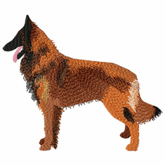 terv020 Belgian Tervuren (small or large design)