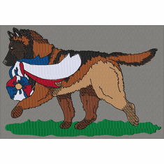 terv028 Belgian Tervuren (small or large design)