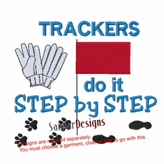 tracking005 Tracking  (small or large design)