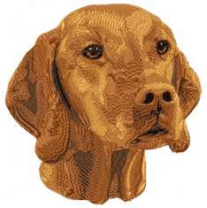 v001 Vizsla (small or large design)