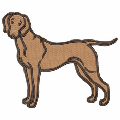 v014 Vizsla (small or large design)