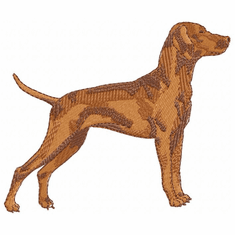 v015 Vizsla (small or large design)