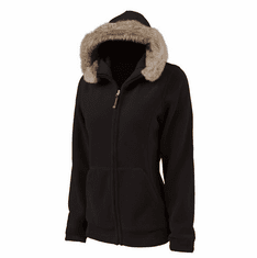 Women's Faux Fur Jacket with small or large design