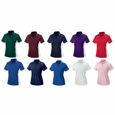 Women's Wicking Polo Specs