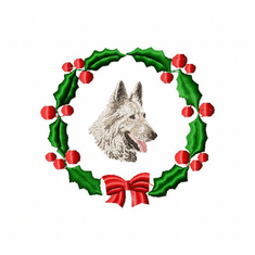 wsws1wreath Holiday Designs (small or large design)