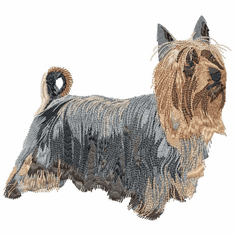 yorkie004 Yorkshire Terrier (small or large design)