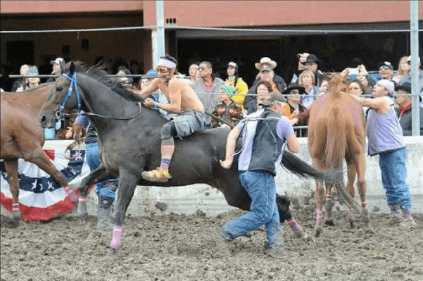 Indian Relay Races & Ranch Rodeo