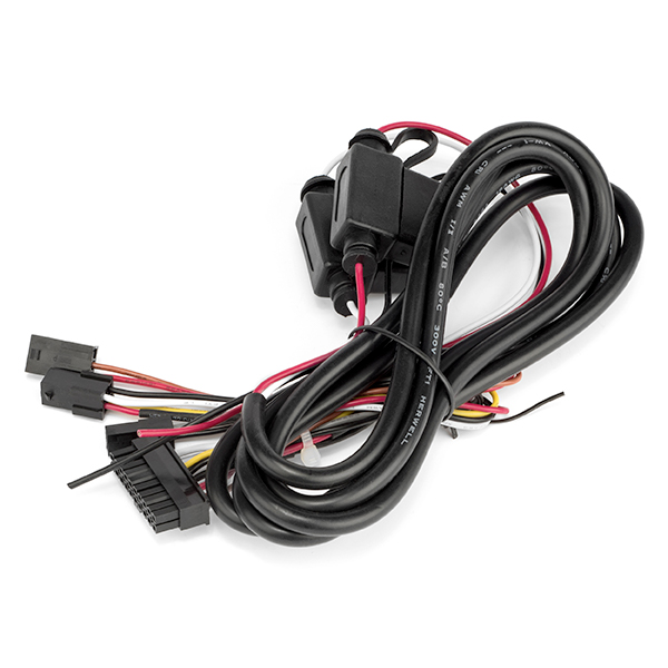 calamp 5c250 20 pin molex (2x10 female) calamp wiring harness Clifford Alarm Wiring