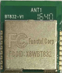 Fanstel BT832