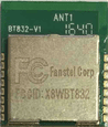 Fanstel BT832 Low Cost Bluetooth BLE 5 Module (Nordic nRF52832)