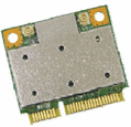 SparkLAN WPEA-251N(BT) / 802.11bgn + BT / PCI-Express Half-Size MiniCard (Atheros AR9462 (WB222 Reference Design))