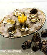 Algarve Oysters - Prep. Time 25 Minutes