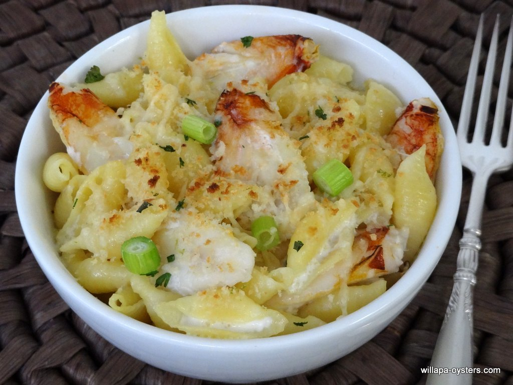 Dungeness Crab Mac and Cheese - 1 lb