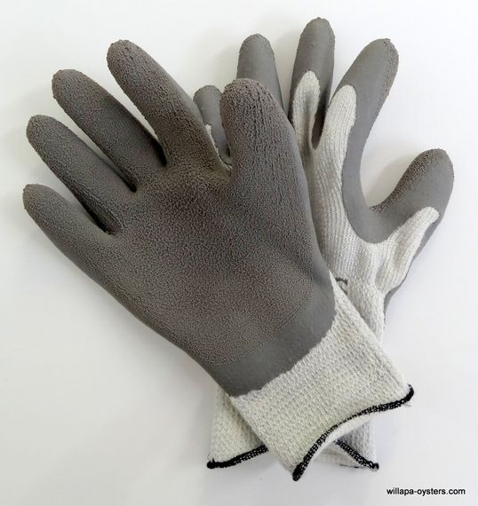Special Latex Palm Thermal Gloves