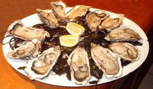Tapas - Spanish Broiled Oysters - Prep. Time 30 Minutes