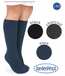 1600 Seamless Knee High 2 Pair Pack