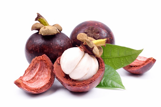 100 FRESH MANGOSTEEN FRUITS