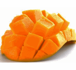 Ice Cream Mangoes