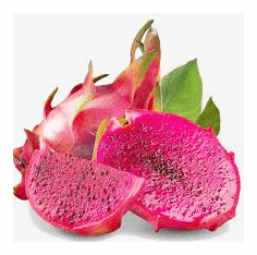 Red Dragon Fruit - 4 Fruits