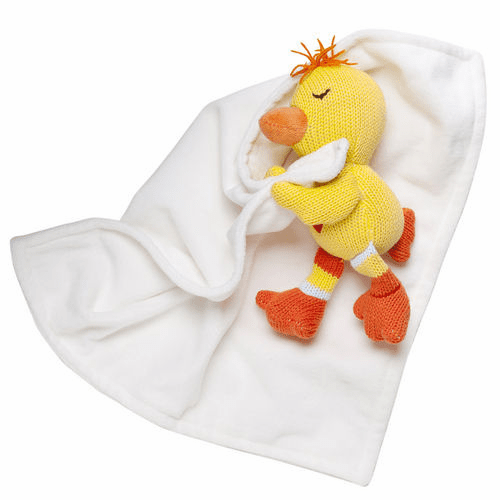 A New Ducky Snuggie Personalized