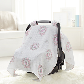 Aden and Anais Car Seat Canopy