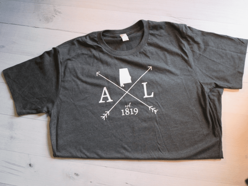Alabama Established T-Shirt
