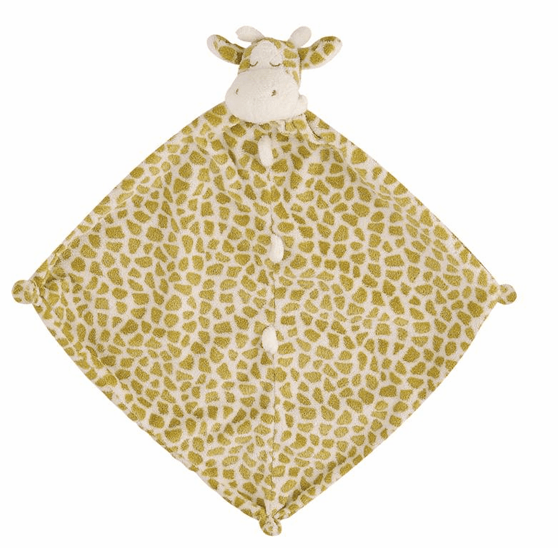 Angel Dear Baby Giraffe Personalized Blankie