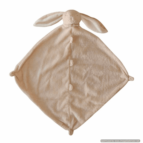Angel Dear Beige Bunny Personalized Blankie