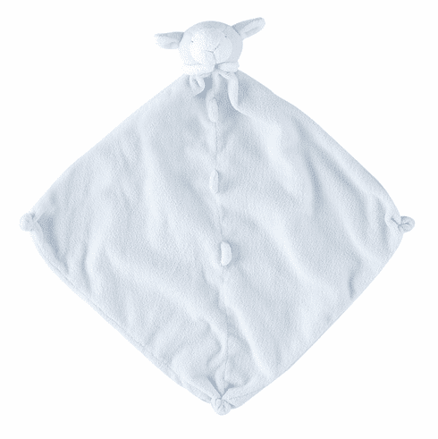 Angel Dear Blue Lamb Personalzed Blankie