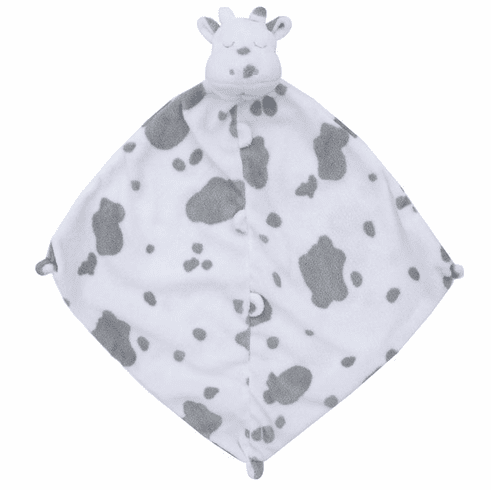 Angel Dear Cow Personalized Blankie