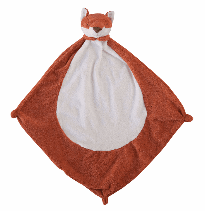 Angel Dear Fox Personalized Blankie