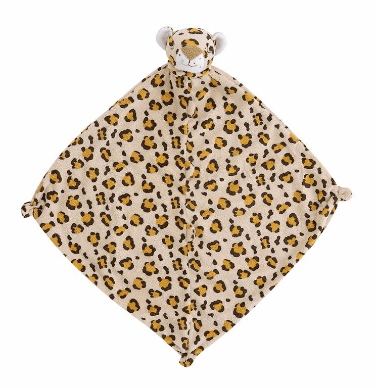 Angel Dear Leopard Personalized Blankie