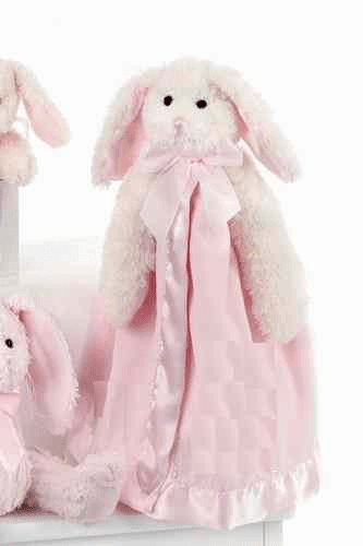 Bunny Snuggler Personalized