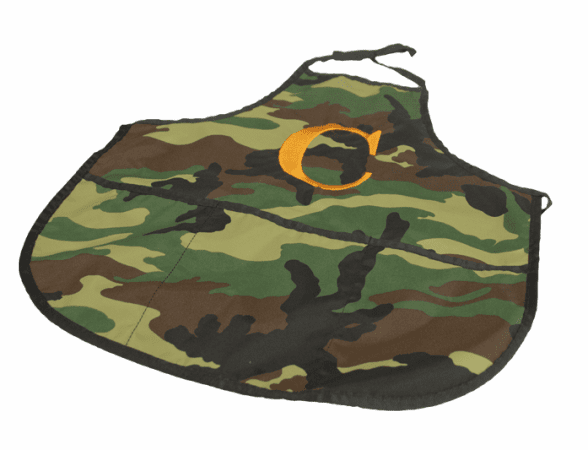 Camo Art Smock Personalized